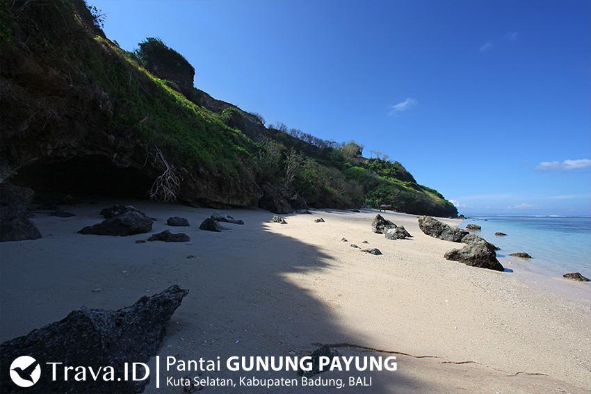 Tempat Wisata Pantai Gunung Payung, Bali, Indonesia