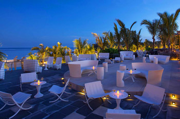 Sky Bar Mulia Resort Bali