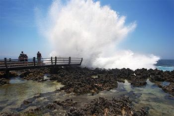 Wisata Waterblow Nusadua, Bali