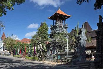 Wisata Puja Mandala, Nusadua, Bali