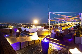 Jim'bar'N Rooftop Bar and Lounge Bali