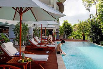 Nusadua Retreat Boutique Villa Resort & Spa Bali