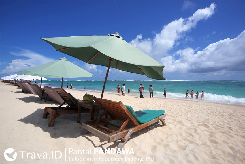 Tempat Wisata Pantai Pandawa, Bali, Indonesia