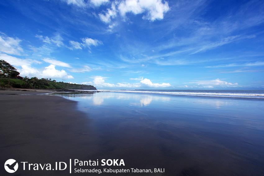 Tempat Wisata Pantai Soka Bali