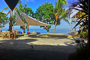 Suito's Bamboo Terrace Bali