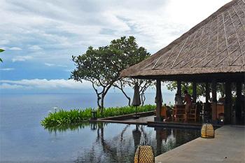 The Bar at Bvlgari Bali