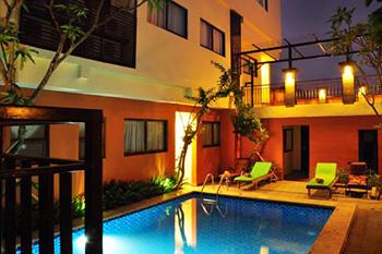 The Hill Ungasan Guest House Bali
