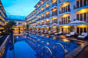 The Jimbaran View Hotel Bali
