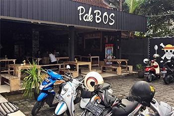 Restoran Warung Pak Bos Bali