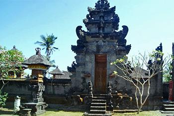 Tempat Wisata Pura Luhur Srijong Bali