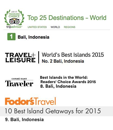 Award Pariwisata Bali