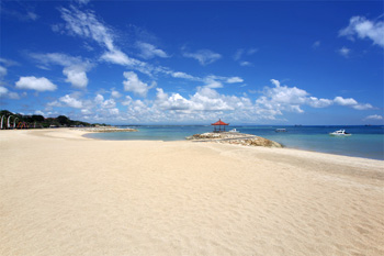 Wisata Pantai Tanjung Benoa, Bali