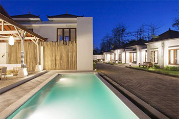 Casa di Ungasan Suite & Residence Bali