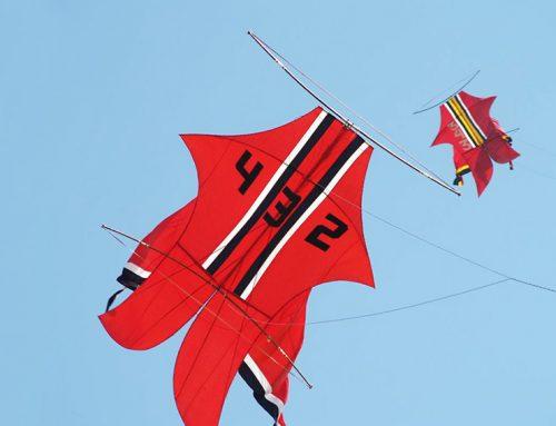 Jadwal Bali Kites Festival 2016