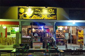 Restoran Mr. Po Chi Bali
