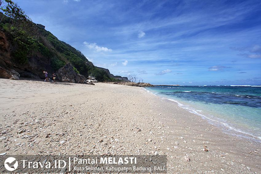 Tempat Wisata Pantai Melasti, Bali, Indonesia