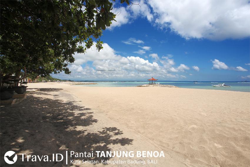 Tempat Wisata Pantai Tanjung Benoa, Bali, Indonesia