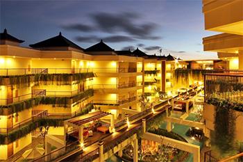 Vouk Hotel and Suite Nusadua Bali