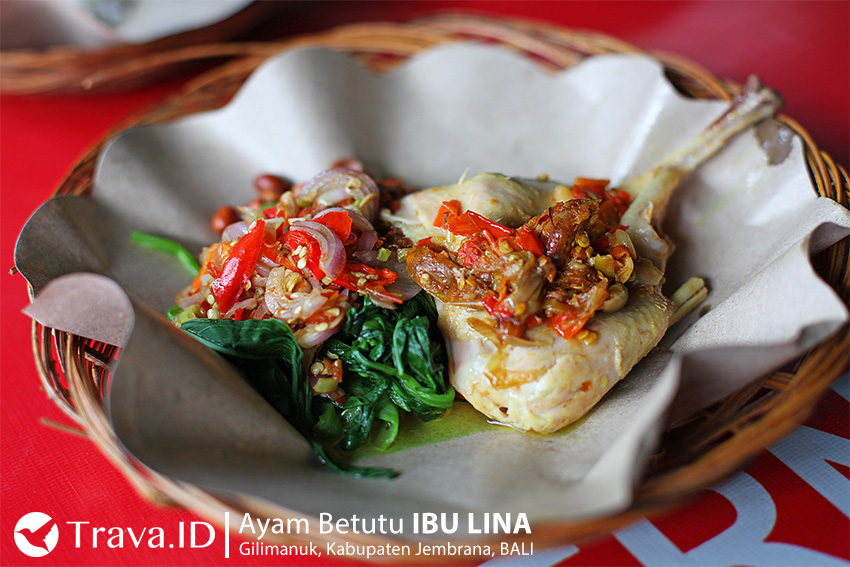 Ayam Betutu Ibu Lina Gilimanuk Bali