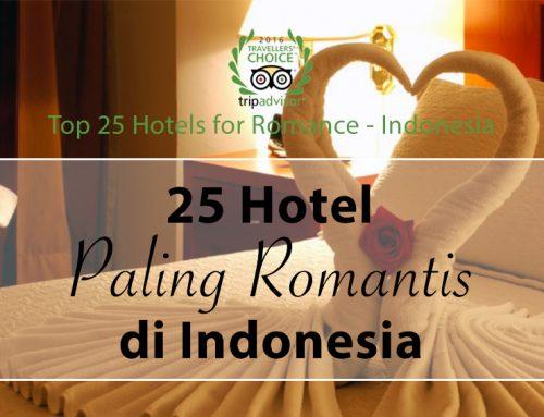 Hotel Paling Romantis di Indonesia