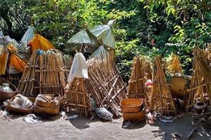 Desa Trunyan, Kintamani, Bali