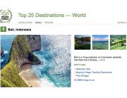 Destinasi Wisata Terbaik Dunia 2017