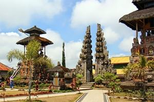 Pura Ulun Danu Batur, Kintamani, Bali