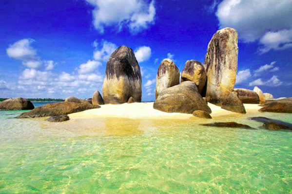 Info Wisata Pantai Tanjung Kelayang